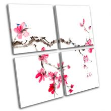 Cherry blossom Floral - 13-1348(00B)-MP01-LO